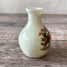 Load image into Gallery viewer, SALE Small crested china vase.  City of London coat of arms.  Alexandra china.