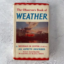 Load image into Gallery viewer, The Observer's Book of Weather
