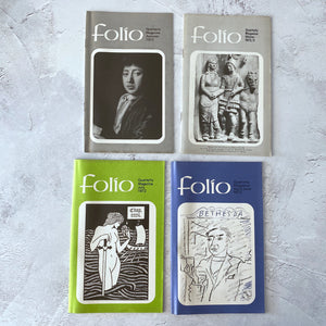 Folio Society magazines (sold individually)