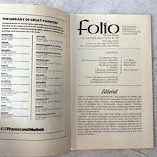 Load image into Gallery viewer, Folio Society magazines (sold individually)