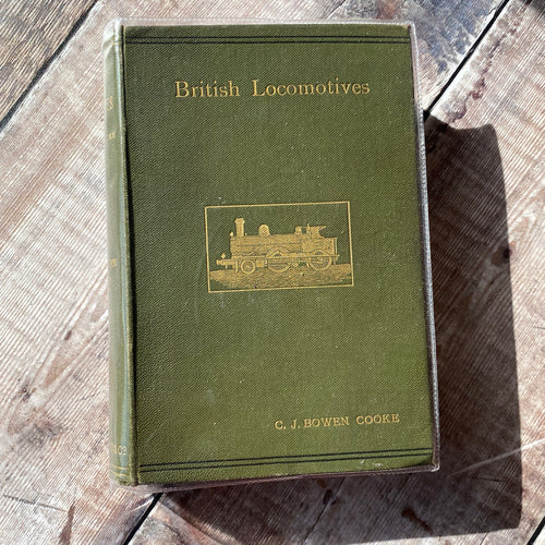 British Locomotives by C. J. Bowen Cooke. Second revised edition 1894.