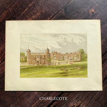 Load image into Gallery viewer, Book plates from County Seats of the Noblemen & Gentlemen of Great Britain & Ireland, ideal to frame.