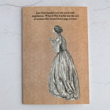 Load image into Gallery viewer, Jane Eyre book lender humorous card.