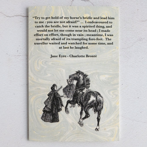 Jane Eyre card