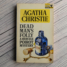 Load image into Gallery viewer, Agatha Christie vintage paperback trio.