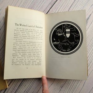 Rare signed first editions Book of Legends & Second Book of Legends by Fenton Wyness