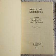 Load image into Gallery viewer, Rare signed first editions Book of Legends & Second Book of Legends by Fenton Wyness
