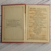 Load image into Gallery viewer, Nelson's Home Comforts 1898 recipes