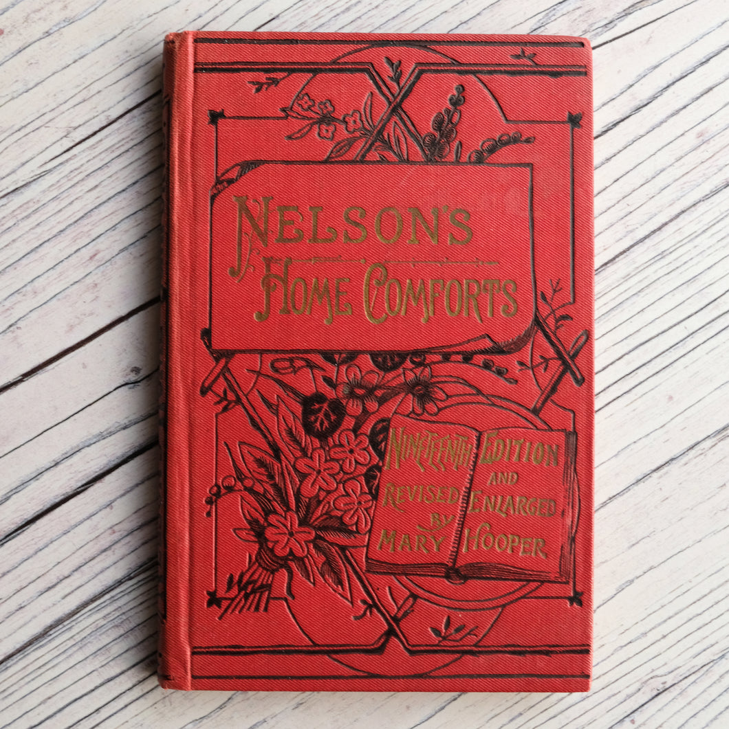 Nelson's Home Comforts 1898 recipes