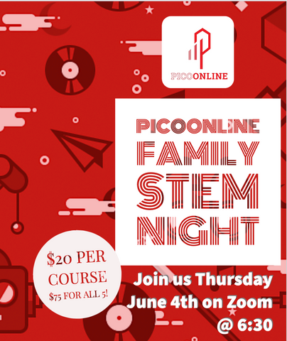 Family STEM Night - $20