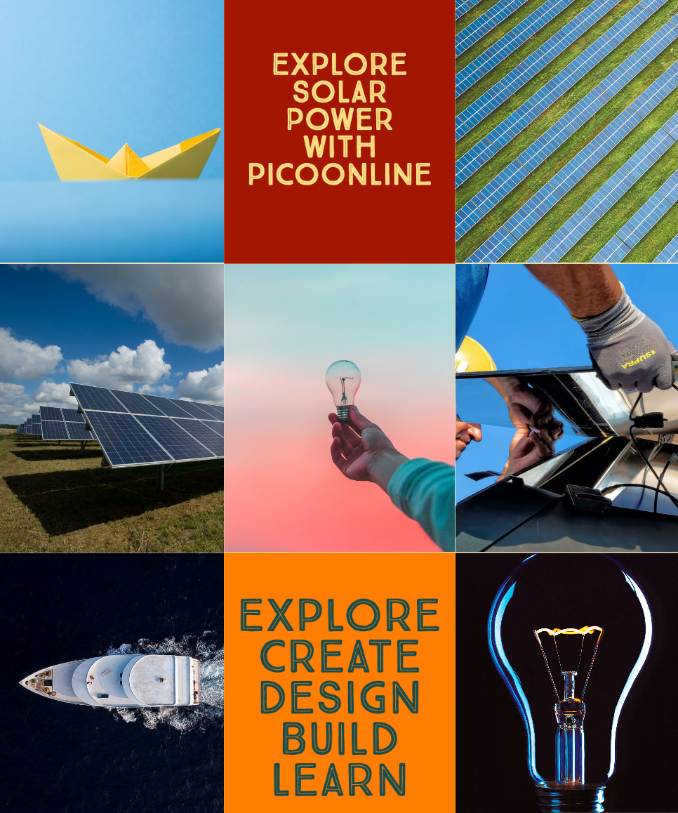 PicoOnline: Solar Boats