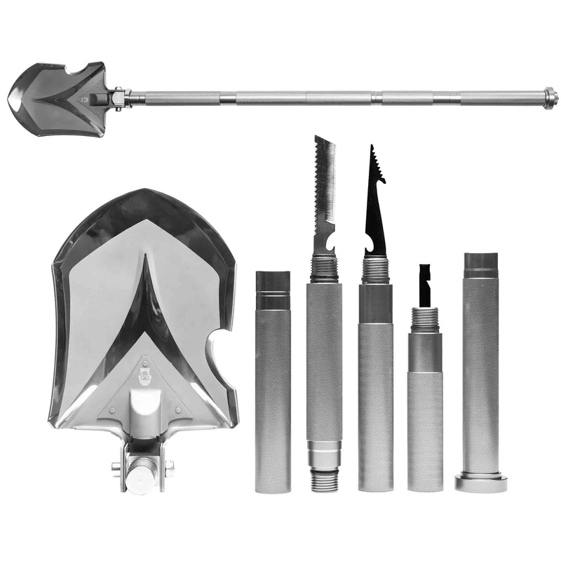 Multifunctional Tactical Shovel Annihilate F2 Toxic Spikes
