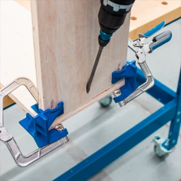 90° Woodworking Corner Clamp