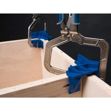 Image of 90° Woodworking Corner Clamp