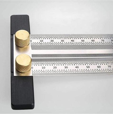 Image of Stainless Marking Ruler