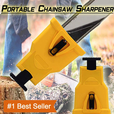 Image of Portable Chainsaw Sharpener