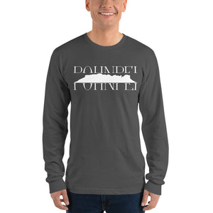 Pohnpei Long sleeve t-shirt