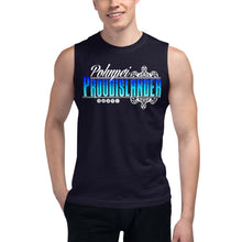 Load image into Gallery viewer, Proud Islander Muscle Shirt