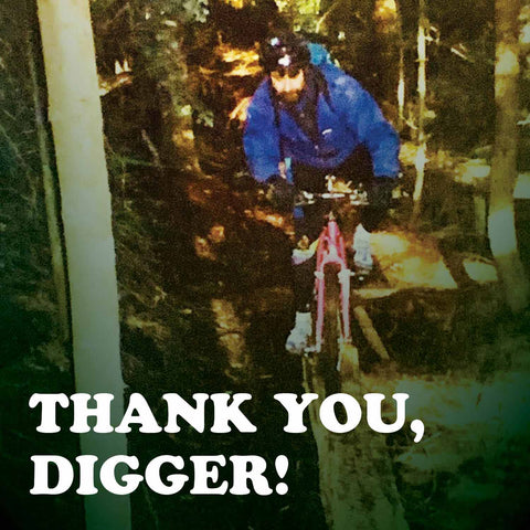 Thank you Digger | $150