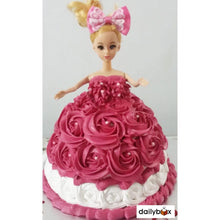 Load image into Gallery viewer, Doll Cake / ഡോൾ കേക്ക്