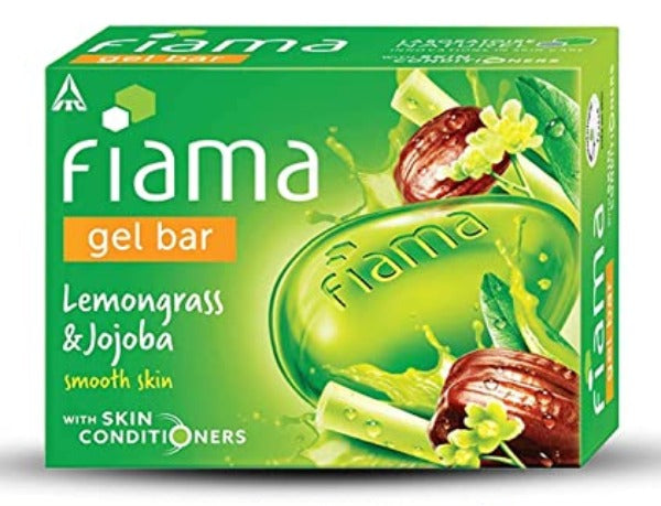 Fiama Gel Bar Soap 100g / ഫിയാമ സോപ്പ് Lemongrass & Jojoba