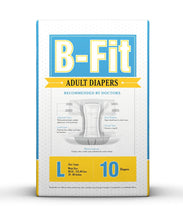 Load image into Gallery viewer, B-Fit  Adult Diapers L-10 / അഡൽറ്റ് ഡയപ്പെർ