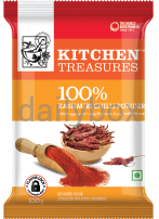 Load image into Gallery viewer, Kitchen Treasures Kashmiri Chilli Powder 250g / പിരിയൻ മുളകുപൊടി