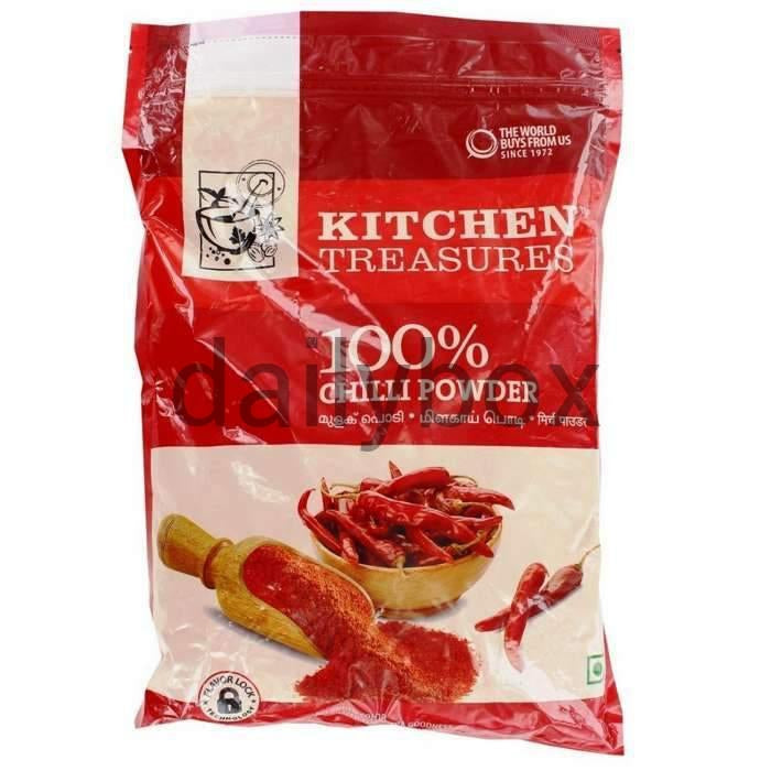 Kitchen Treasures Chilli Powder 100g / KT മുളകുപൊടി