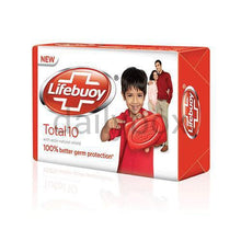 Load image into Gallery viewer, Lifebuoy Soap Total 10 / ലൈഫ്ബോയ് സോപ്പ് 56g