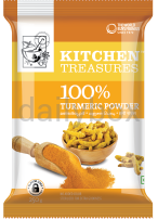 Kitchen Treasures Turmeric Powder 500gm / മഞ്ഞൾപ്പൊടി 500gm