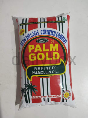 Palm Gold Palm Oil 1 Litre / പാം ഓയിൽ