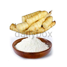 Load image into Gallery viewer, White Arrowroot / കുവ പൊടി