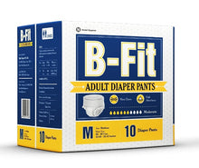 Load image into Gallery viewer, B-Fit Adult Diaper Pants M - 10 / അഡൽറ്റ് ഡയപ്പെർ