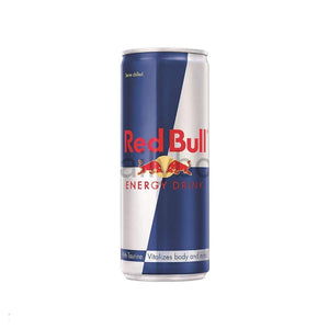 Red Bull Energy Drink Can / റെഡ് ബുൾ ക്യാൻ 250ml