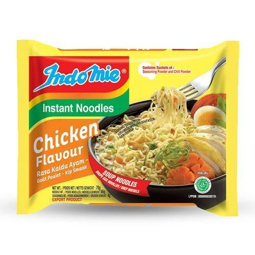 Indomie Chicken flavour Noodles 70g / നൂഡിൽസ്