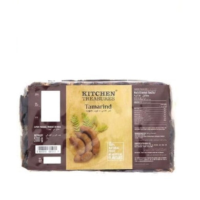 Kitchen Treasures Tamarind 500g / വാളൻ പുളി