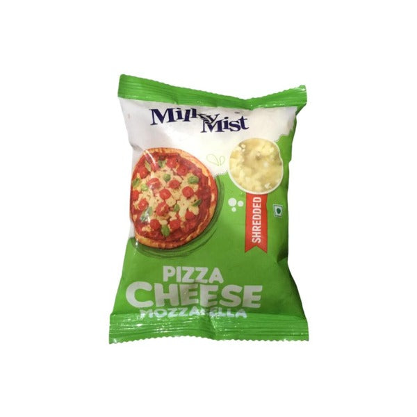 Milky Mist Shredded Mozzarella Cheese 200g / മൊസറെല്ല ചീസ്