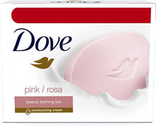 Load image into Gallery viewer, Dove Pink Rosa soap 3x100gm / ഡോവ് പിങ്ക് റോസാ സോപ്പ്