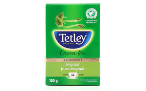 TATA Tetley Pure Green Tea 100gm / ഗ്രീൻ ടീ