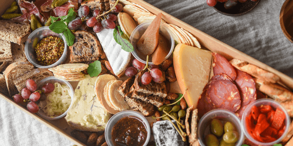 How to prepare a grazing platter