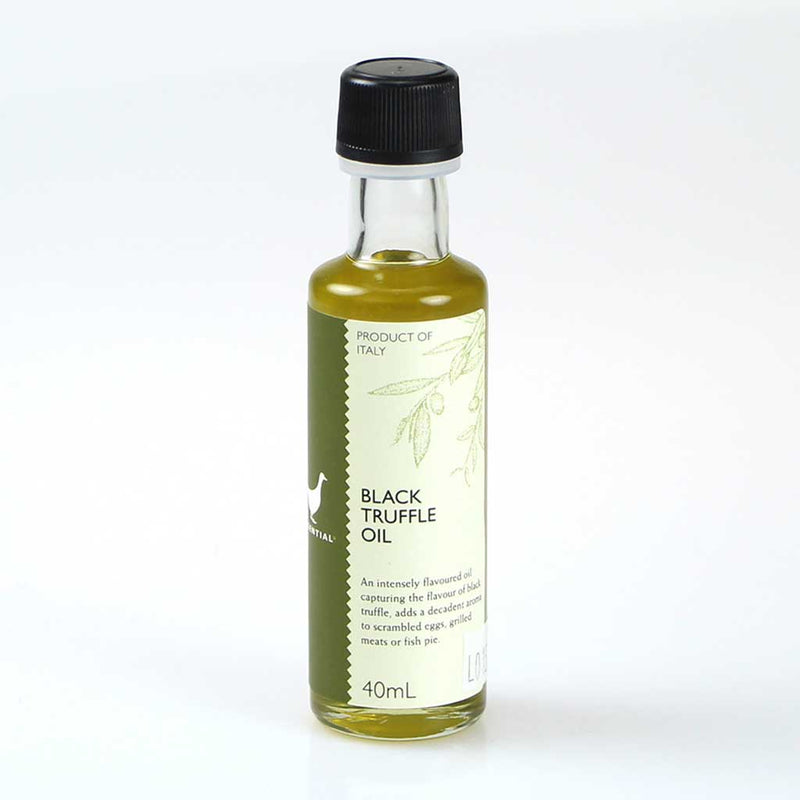 Black Truffle Oil - The Essential Ingredient