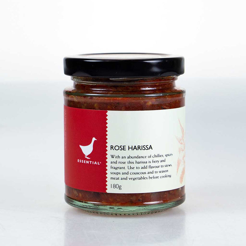 Rose Harissa - The Essential Ingredient