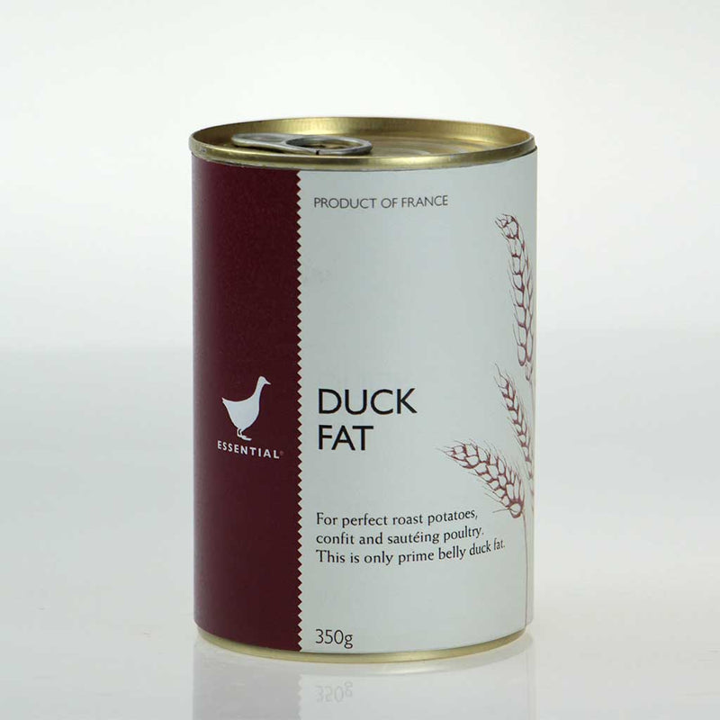 Duck Fat - The Essential Ingredient