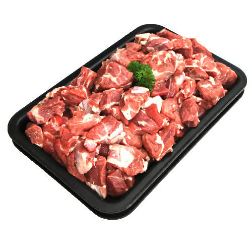 Diced Forequarter Shoulder of Lamb (500g) or 1kg