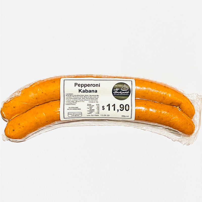 Pepperoni Kabana (pack of 2)