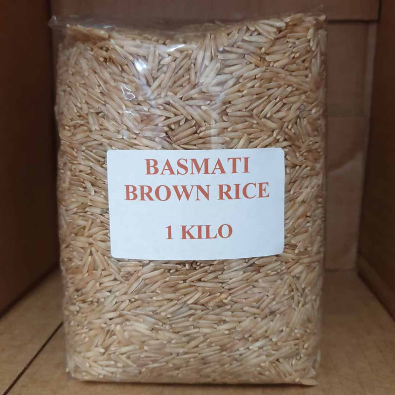 Brown Basmati Rice - 1kilo