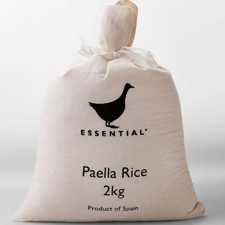 Paella Rice - The Essential Ingredient