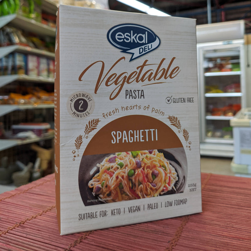 EESKAL Gluten Free Vegetable Pasta