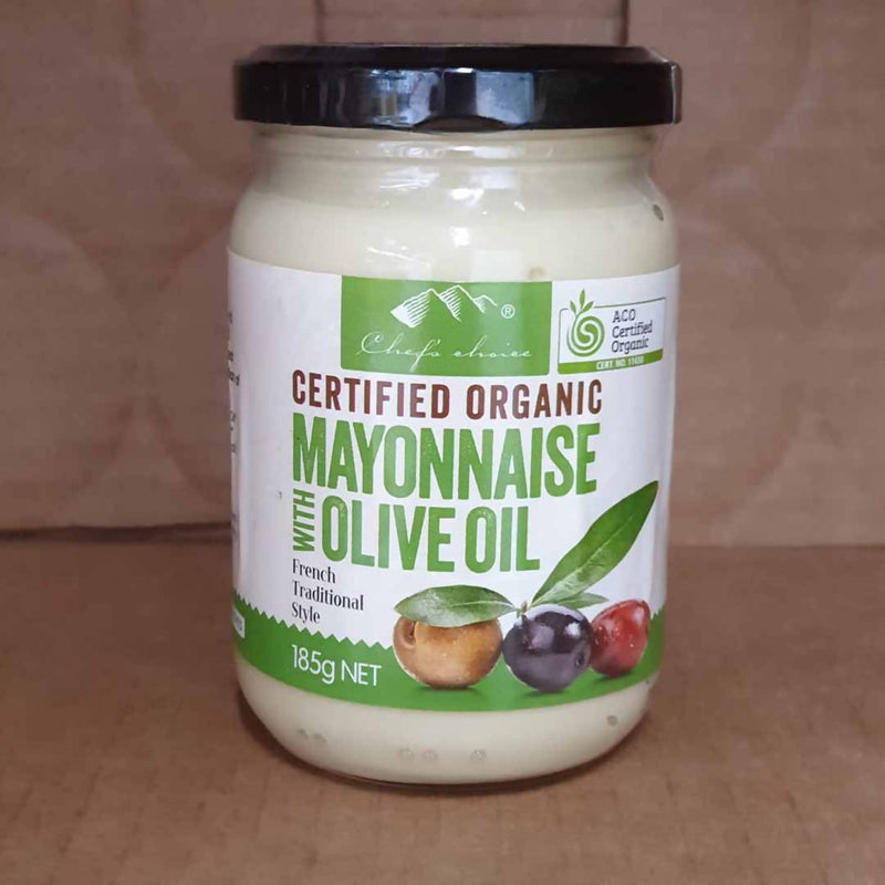 Chef's Choice Mayonnaise with Olive Oil - 185g