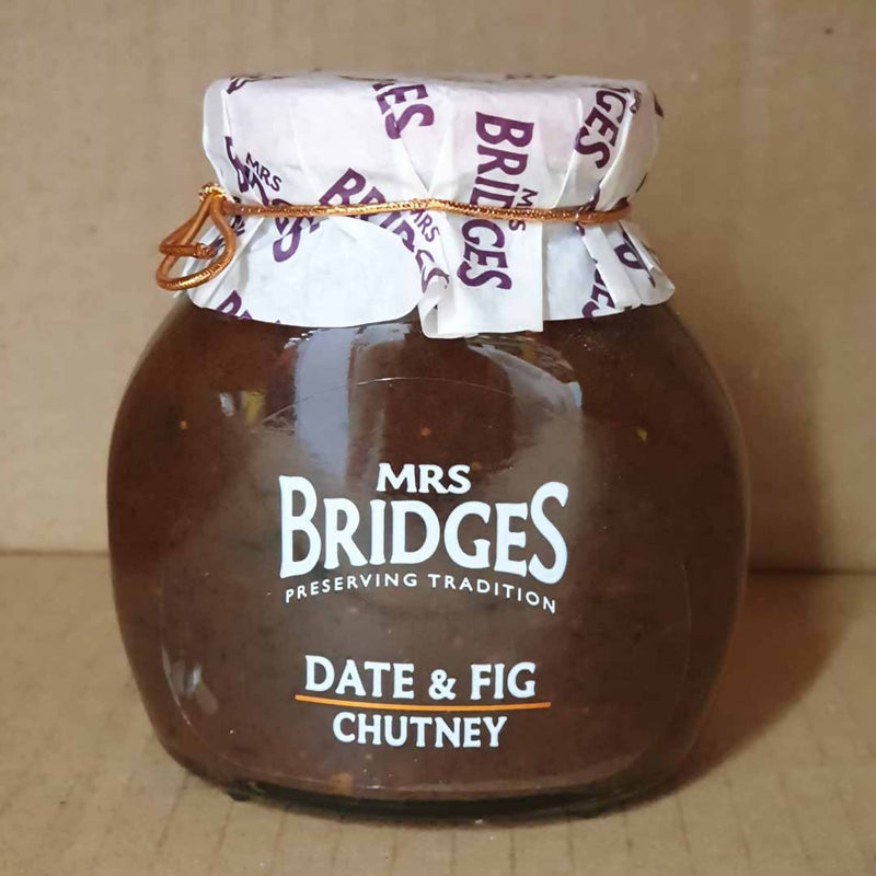 2x Mrs Bridges Chutneys - 300g